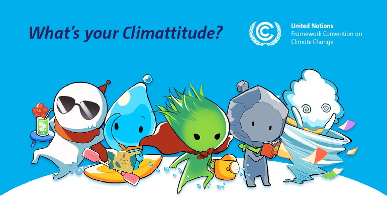 Creating Characters to Fight Climate Change